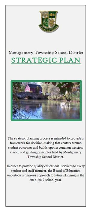 strategic planning tri fold brochure