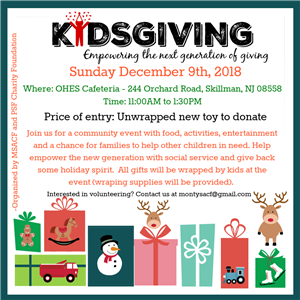 Kidsgiving Event