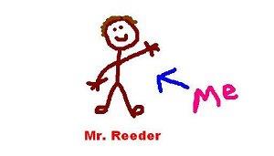 Mr Reeder