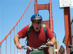 Golden Gate ride