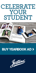 Yearbooks and Senior Recognition Ads On Sale Now