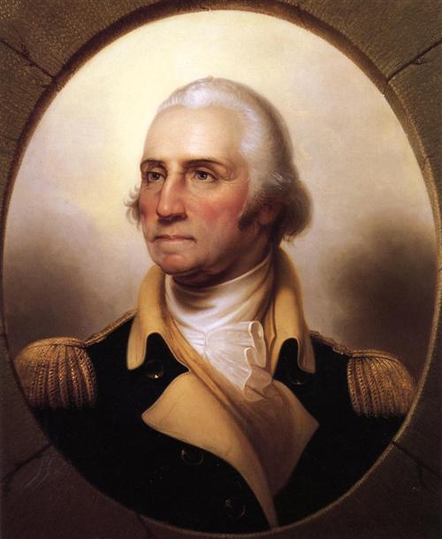 Portrait of General Washington
